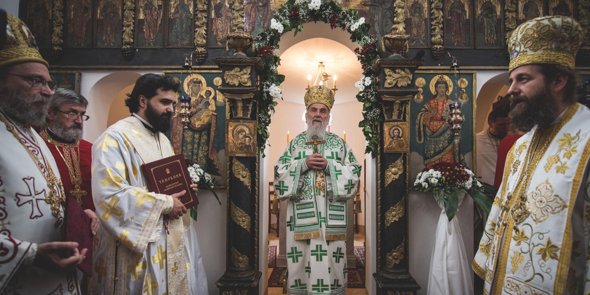 Irinej patriarch