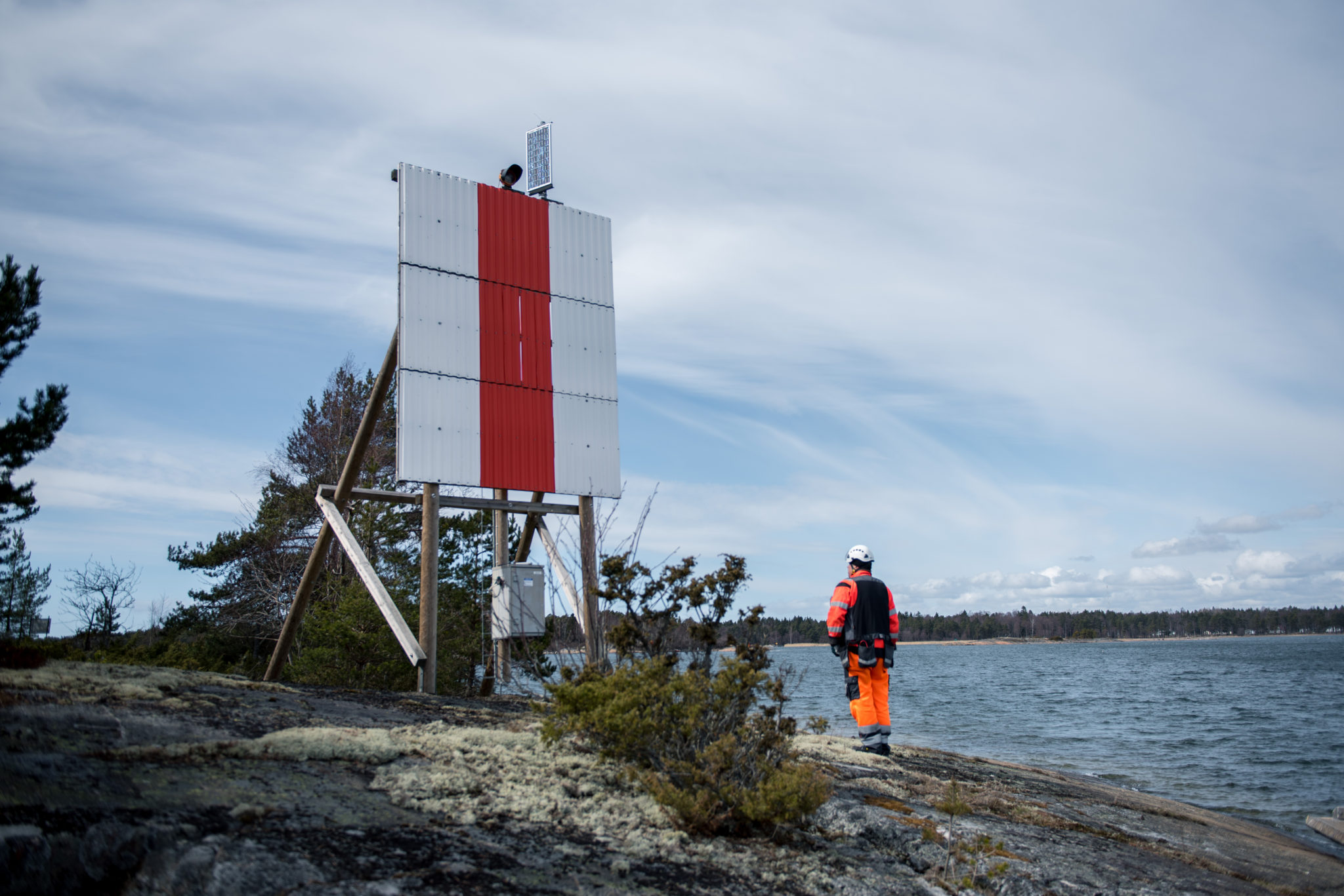 Waterways maintenance in Finland