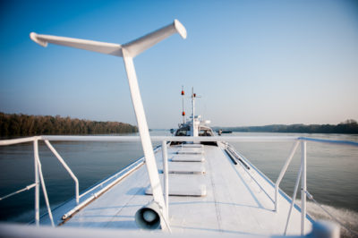 Hydrofoil journey