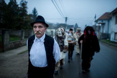 Csobánolás: Christmass carol tradition from Szekler land