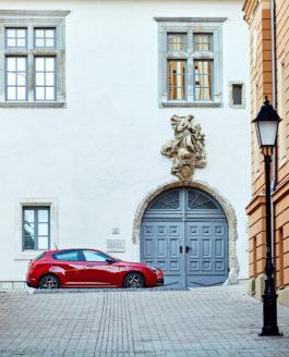 Project Alfa Romeo