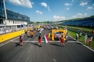 WTCR Race of Hungary 2018