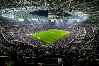 Puskás Arena opening: Hungary-Uruguay