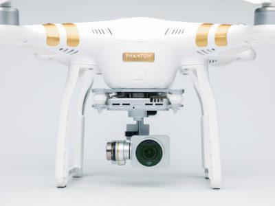 DJI drone shot