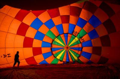 Balloon rally