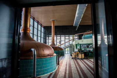 Pécs Brewery – factory images